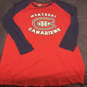 Montreal Canadiens Nightgown